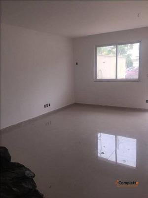Casa Com 3 Dormitórios À Venda Por R$ 420.000 - Taquara - Rio De Janeiro/rj - Ca0133