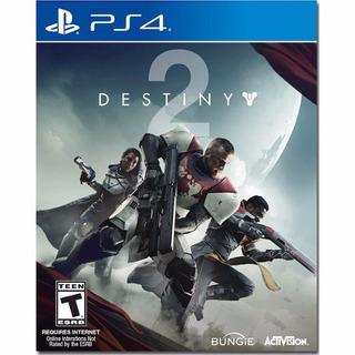 Destiny 2 Ps4 Sellado Playstation 4 Nuevo