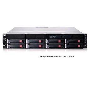 Servidor Hp Dl180 Gen 6 Com 4 Discos De 500gb 1 Xeon E5440