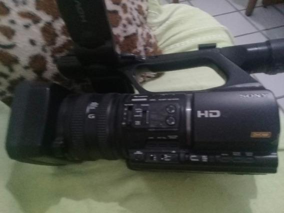 Filmadora Sony Hvr-z5 Hdv 1080i No Estado