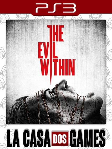 The Evil Within - Psn Ps3 - Envio Imediato