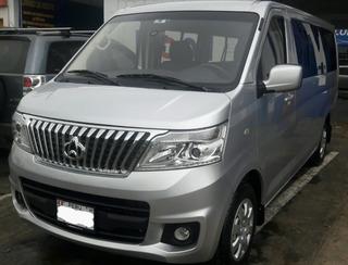 Servicio Minivan Taxi Y Paseos (con Chofer / Cap 10 Pasaj)