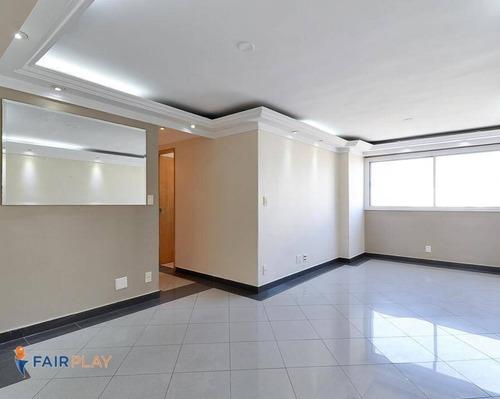 Imagem 1 de 20 de Apartamento 70m 2 Dormitorio 1 Vaga Na Vila Olimpia - Ap5606