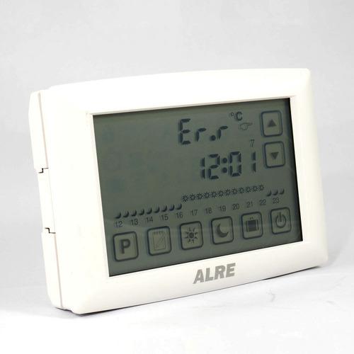 Imagen 1 de 5 de Termostato Digital Touchscreen Programable Alre Th-1310-b