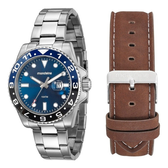 Relógio Mondaine Masculino 99221g0mvna1