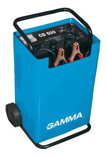 Cargador - Arrancador Cd500 50/300a 12/24v Gamma 1595