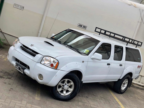 Nissan Frontier 2008 2.8 Dte Cab Doble Xe Aa 4x4