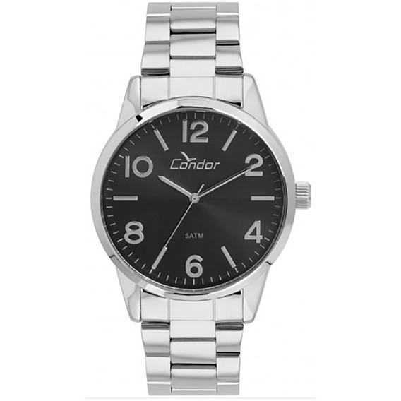 Relógio Condor Masculino Co2035kva/k3p