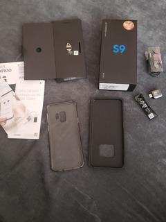 Samsung S9 128g. Top De Linha