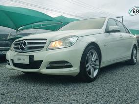 Mercedes-benz C 180 Cgi Classic 1.8 16v 4p 2012
