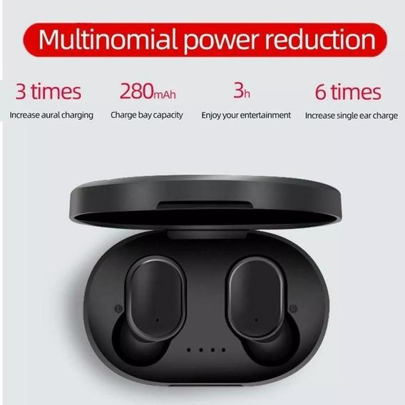 Fone De Ouvido Tws Airdots Bluetooth 5.0 (promoçao)( Brasil)
