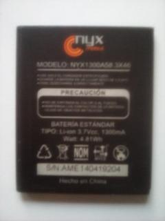 Pila Para Celular Nyx