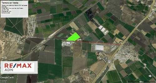 Terreno Industrial En Venta. El Ahorcado, Pedro Escobedo. Itv190911-ae