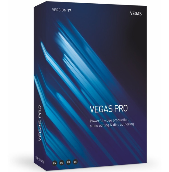 Sony Vegas Pro 17 Ultima Version Con Guia 2019 - 2020