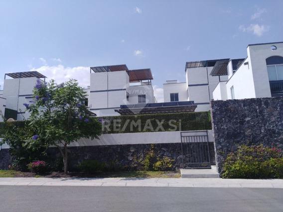 Casa En Renta Amueblada Fracc. Quinta Bugambilias