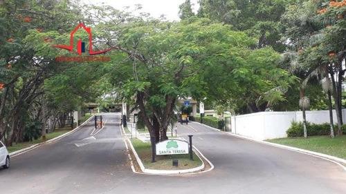 Terreno A Venda No Bairro Condomínio Terras De Santa Teresa - 3224-1