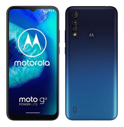 Motorola G8 Power Lite 64gb Dual Sim 4gb Ram Triple Camara