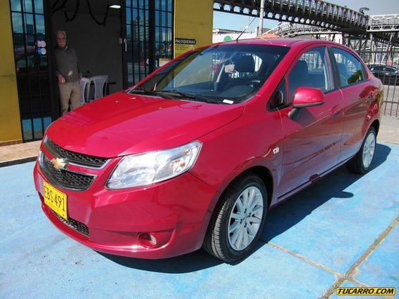 Chevrolet Sail Ltz 1400cc Mt Aa