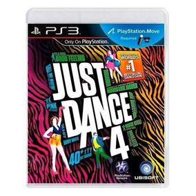 Just Dance 4 - Ps3 Original Físico Seminovo