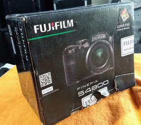 Câmera Fotográfica Digital Fujifilm Finepix S4800 Semi Nova