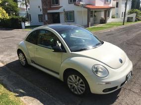 Volkswagen Beetle 2.0 Edicion Especial 10 Años Std Mt