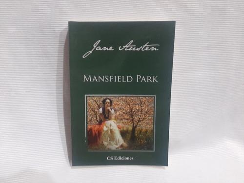 Imagen 1 de 4 de Mansfield Park Jane Austen Cs