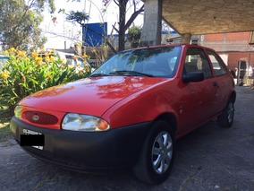 Ford Fiesta 1.8 Lx D Año 1998