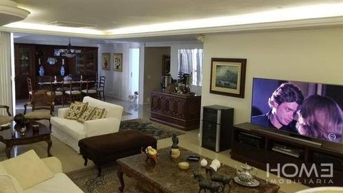 Imagem 1 de 20 de Apartamento À Venda, 310 M² Por R$ 4.800.000,00 - Barra Da Tijuca - Rio De Janeiro/rj - Ap1569