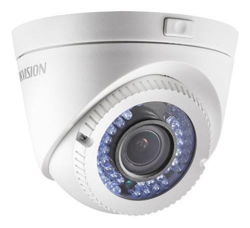 Imagen 1 de 5 de Camara Seguridad Hikvision Varifocal Full Hd 1080p 2mp 56d0t