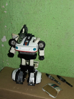 Transformers G1 Vintage Jazz