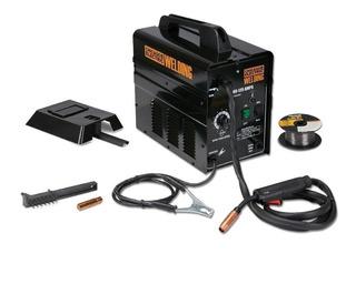 Maquina De Soldar De Microalambre 125 Amp 110v.