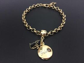 Coleira Para Gatos - Banhada Ouro 18-identificação Nome/tel