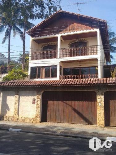 Imagem 1 de 15 de Sobrado À Venda, 346 M² Por R$ 1.500.000,00 - Vila Rosália - Guarulhos/sp - So0184