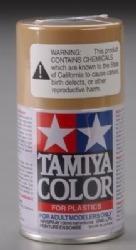 Tamiya Ts-46 Tinta Spray Lacquer Light Sand 3 Oz (100ml)