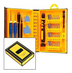 Ferramentas Kit Conjunto Abrir iPhone Celular Gps Notebook Y