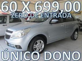 Chevrolet Agile Ltz 1.4 Zero De Entrada + 60 X 699,00 Fixas