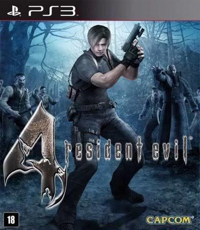 Resident Evil 4 Ps3 Receba Agora