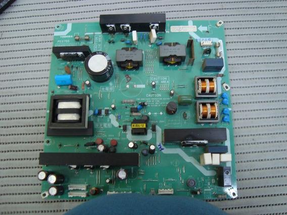 Placa Fonte Tv Semp Toshiba Lc4247f(a)da - 42xv650