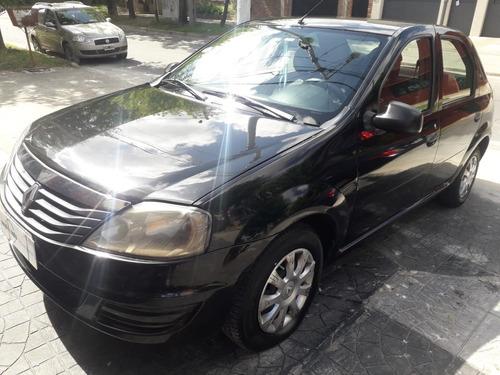 Renault Logan Ph2 Pack 1.6n Mt 4 Ptas. / Gnc / 2011