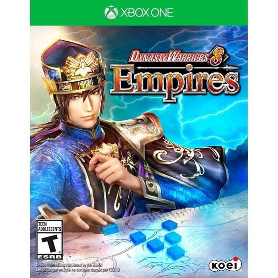 Jogo Dynasty Warriors Empires 8 - Xone - Lacrado