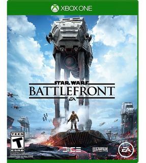 Xbox One Juego Star Wars Battlefront Para Xbox One
