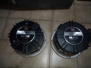 Parlantes Ev 10 Made In Usa