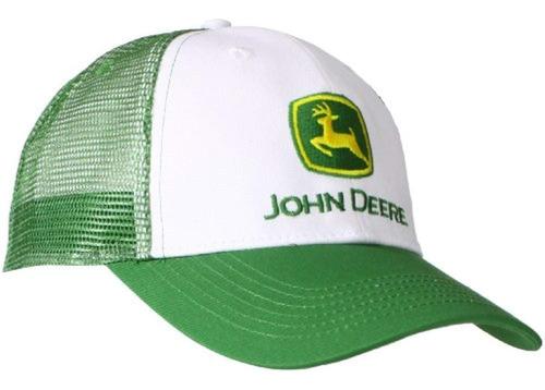 John Deere Hombres Marca Registrada Logo
