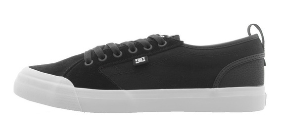 Tênis Dc Evan Smith Low Black Dc