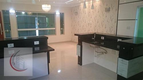 Imagem 1 de 18 de Casa Com 3 Dormitórios À Venda, 157 M² Por R$ 690.000,00 - Vila Caiçara - Praia Grande/sp - Ca0085