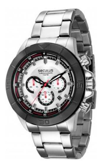 Relógio Seculus Masculino 28798gpsvca1