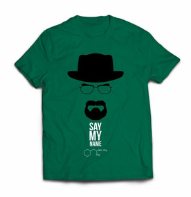 Camiseta Breaking Bad - Walter White Netflix
