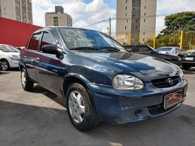 Chevrolet Corsa Classic 1.0 Life 4p Álcool - 2005