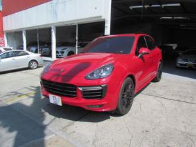 Porsche Cayenne Gts Roja