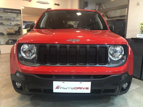 Jeep Renegade Sport My21 At6